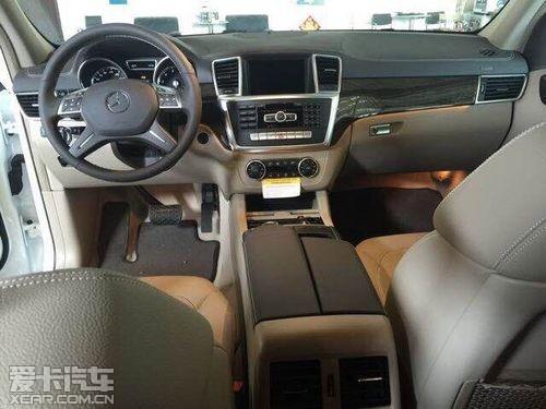 奔驰GL450现车实拍 2015款优惠惊艳上市