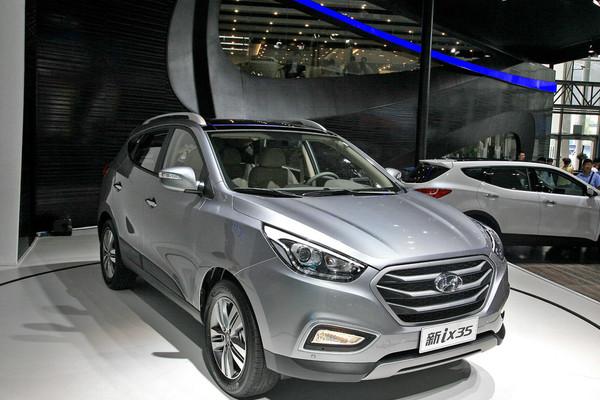 2015款ix35