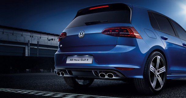 大众进口汽车全新golf r燃情正式上市