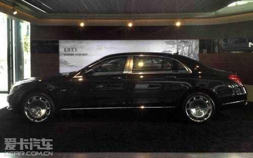奔驰迈巴赫s400 s600售 帝王级奢侈享受图片