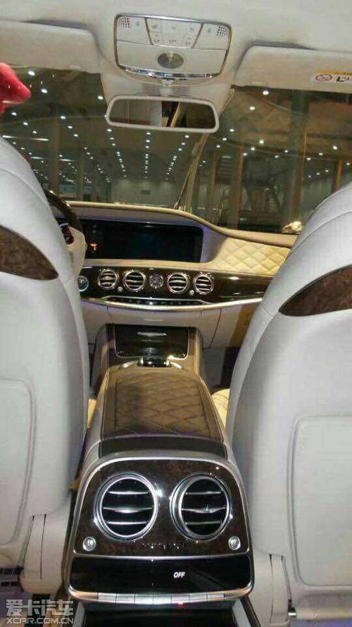新奔驰迈巴赫s600报价 颜色 贷款 促销图片