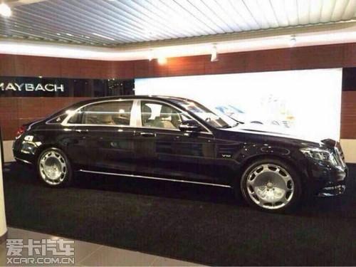 奔驰迈巴赫s600现车报价行情奢华新高度图片
