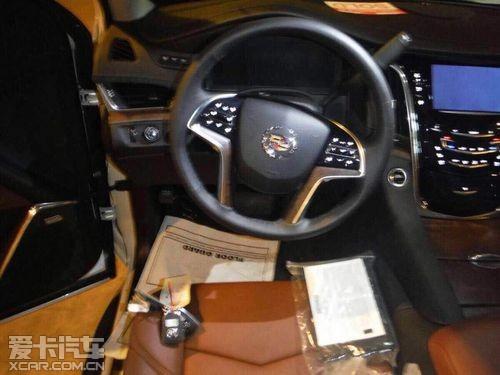 2015款凯迪拉克凯雷德加长 短现车160万高清图片