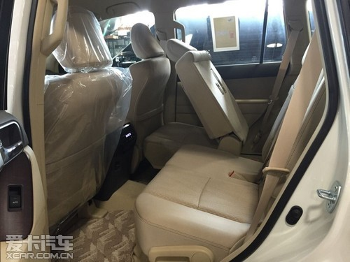 15款丰田霸道2700 最低30.98万当天提车高清图片