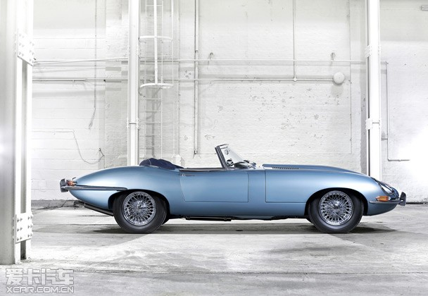捷豹汽车揭秘80年背后的设计和科技力量高清图片