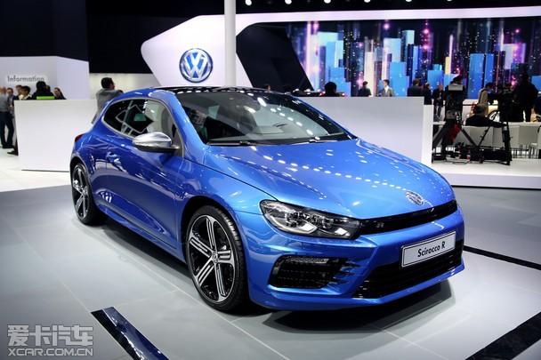 大众进口汽车亮相第十六届上海国际车展