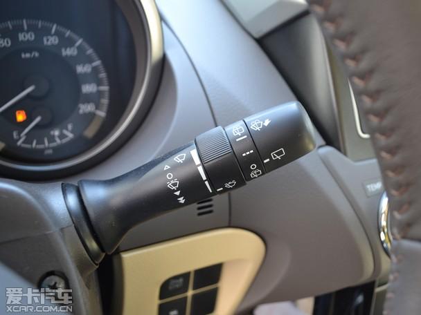 06普拉多空调按键图解