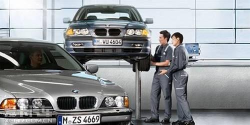 BMW服务走进漳浦西湖公园