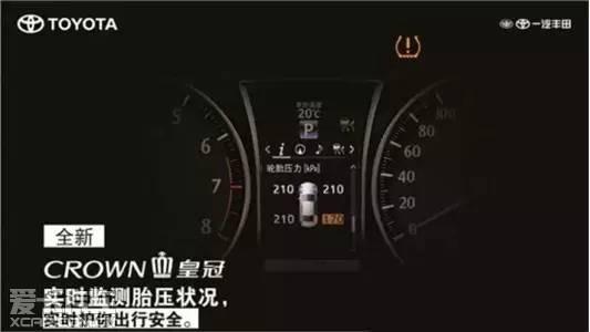 丰田是最早将预碰撞安全系统装备在量产车上的品牌之一。上一代车型就引入了预碰撞安全系统(PCS)/ 自适应雷达巡航控制系统(ACC),全新皇冠沿用了毫米波雷达传感器。当传感器判断发生碰撞的可能性较高时,蜂鸣器、警示灯、仪表盘中的信息显示屏便会发出警示信息;当传感器判断碰撞不可避免时,该系统启动强行制动并降低车速,从而减轻碰撞带来的伤害。随着该系统的不但升级应用,追尾问题被很大程度得到解决。