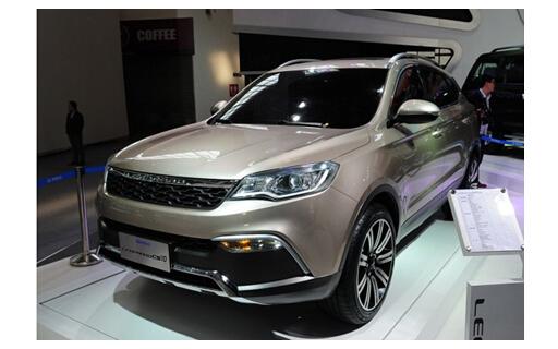 猎豹SUV力作CS10傲气上市2.0T售9.68万起高清图片