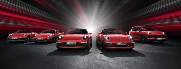 Porsche GTS,一路长虹,无需解释