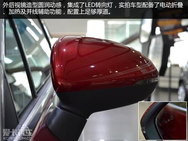 "[XCAR 实拍 原创] 6月27日,上海通用汽车新生代运动轿车——别克威朗正式上市并公布售价。此次共推出八款车型,售价13.59万元—19.99万元;作为别克细分市场的产物,威朗甫一出现就打着""优雅动态美学""的设计理念以及仅仅0.27的风阻系数等高端旗号,对于风阻神马的,小编目前是不关心的,对于一个女性消费者而言,第一是,长得好看,第二,还是长得好看。当然威朗的外观并没有太让人失望,小编目前的关注重点在于,除此以外一直被高调宣扬的各种科技且人性"