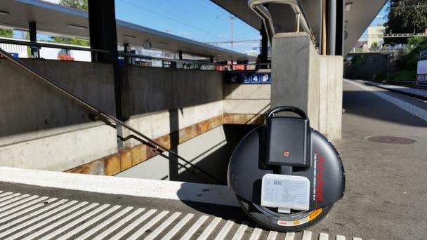爱尔威平衡车创新从不止步图片