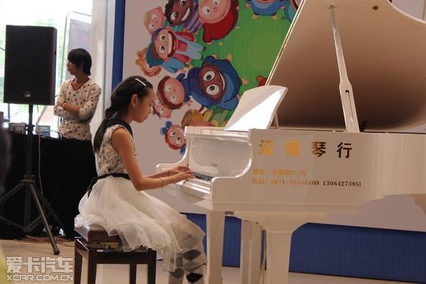 届天才儿童钢琴赛