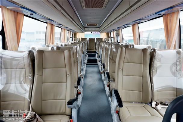 野马纯电动客车开启公路客运新能源时代高清图片