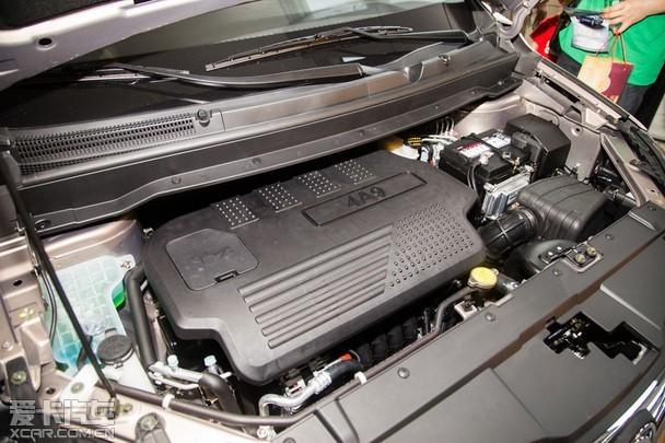风行S500佛山启动预售 售价6.5万元起高清图片