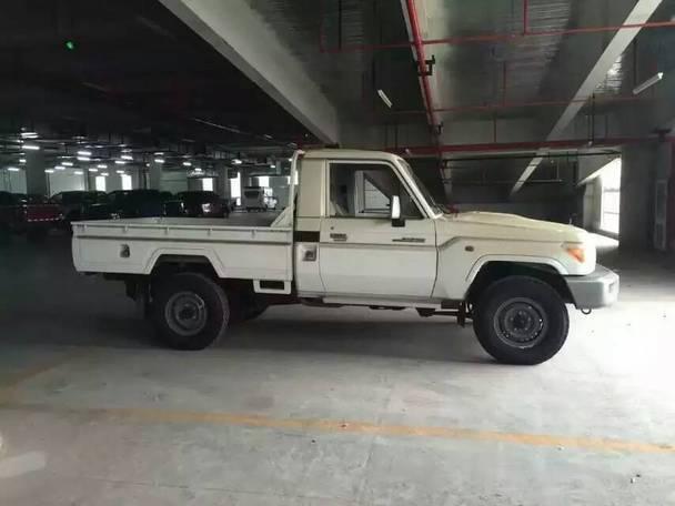 進口豐田lc79單排雙排皮卡越野車礦山煤