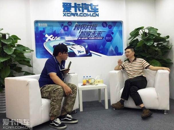 通易科技令狐铁民:驾车更安全 用车更省钱