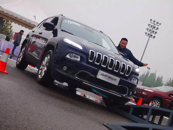 全新Jeep自由光北京区域优越上市