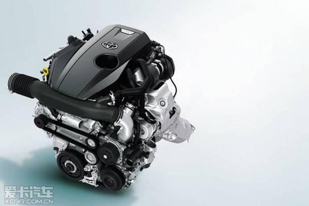 0t+发动机和手自一体式8速自动变速箱,实现了动力,油耗的全面革新进化图片