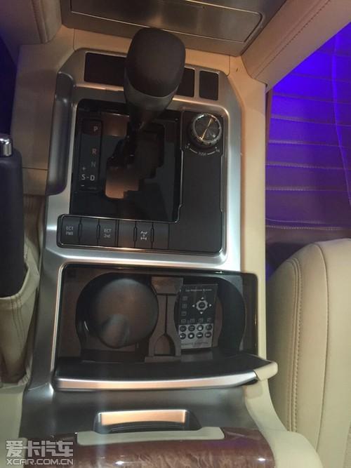 16款兰德酷路泽4000 丰田爆发全地形SUV