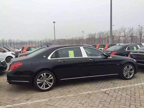 德版奔驰迈巴赫S600月底到港不加价销售