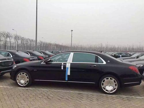 德版奔馳邁巴赫s600月底到港不加價銷售圖片