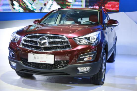 表现全面 性价比超值 海马S5年末购车最佳之选