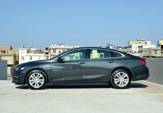 新一代旗舰轿车迈锐宝XL即将上市高清图片