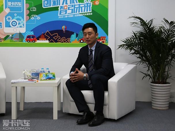 盈之宝范慧振:全新宝马X1实车5月到店