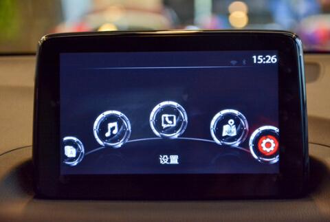 未来派轿跑SUV 马自达CX 4苏州苏天到店高清图片