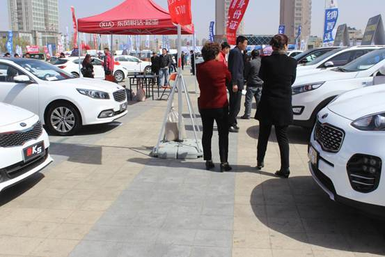 作为东风悦达起亚在SUV市场的重磅车型,KX3的目标受众锁定于能高清图片