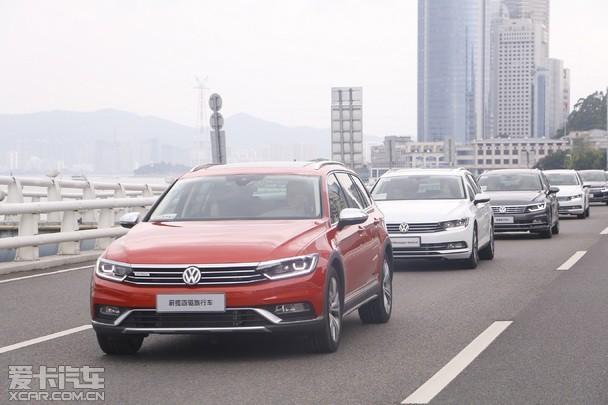 大众进口汽车 蔚揽旅行轿车产品介绍高清图片