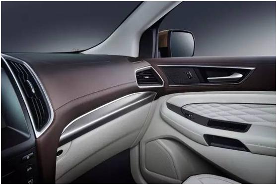 2016款福特锐界和SYNCR3系统的完美结合高清图片