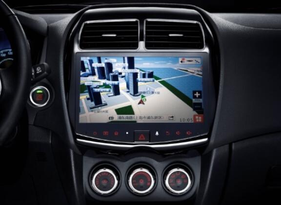"""劲炫承袭""""SUV世家""""高造车水准,拥有专业SUV底盘、三菱充沛动力高清图片"""