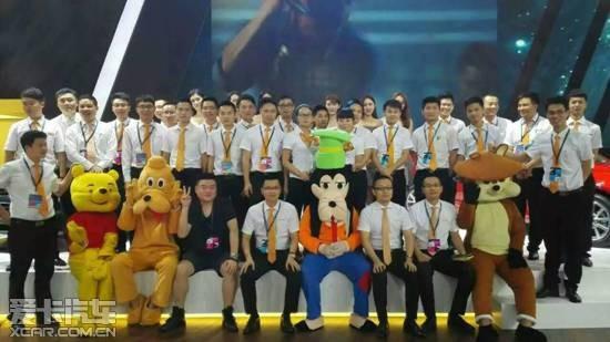 2016深圳雪佛兰国际车展活动圆满结束高清图片
