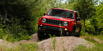 Jeep��������֮�� Trail Rated��������