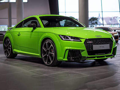 2.5T������ ����������� �µ�TT RS Coupe