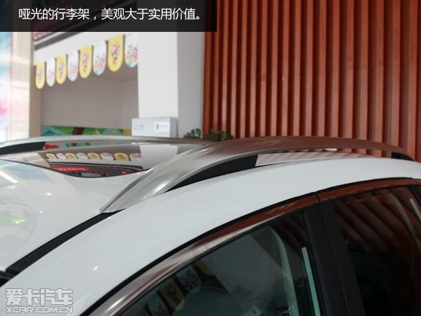 实拍2016款荣威RX5高清图片
