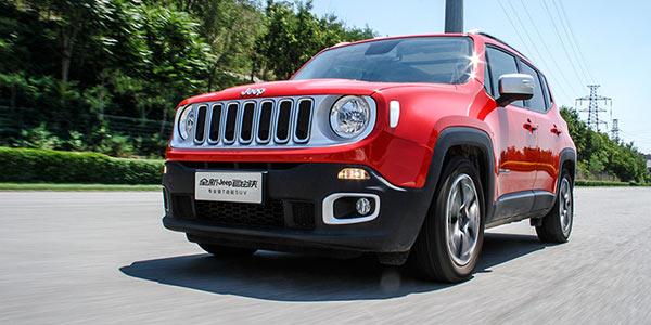 ����SUV������ϵ Jeep������1.4T���ܰ�