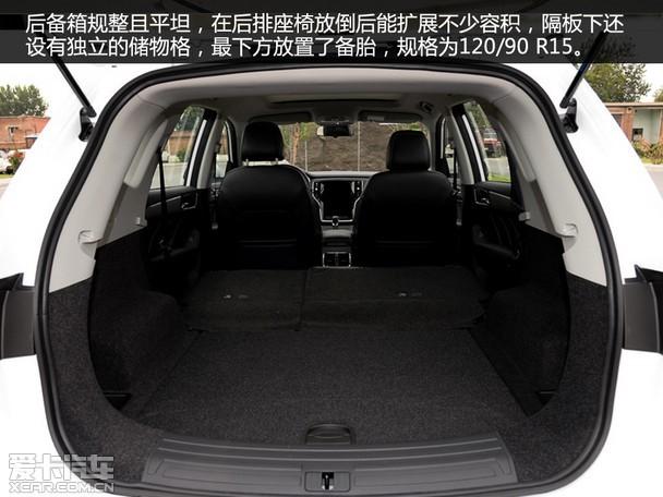 中国汽车界网红 爱卡长沙实拍荣威RX5高清图片