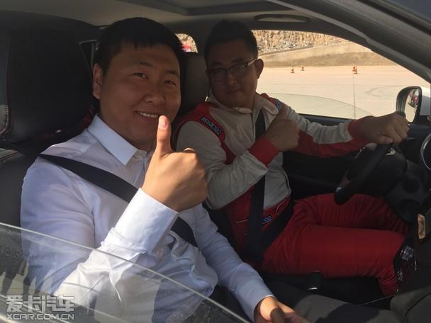 中华V3弯道王奥运嘉年华 访西北区首席