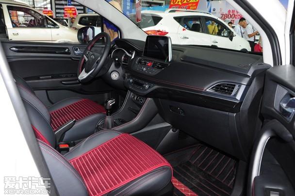 第三代瑞风s3南宁车展上市 售6.58万起