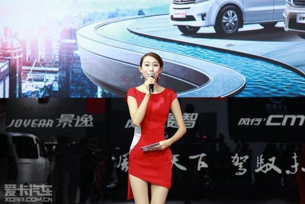 全新菱智M5 风行F600杭州国际车展上市高清图片
