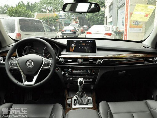 7.98万起 汉腾汽车首款SUV X7沈阳上市高清图片