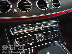 豪华商务轿车 奔驰E级对比奇瑞捷豹XFL高清图片