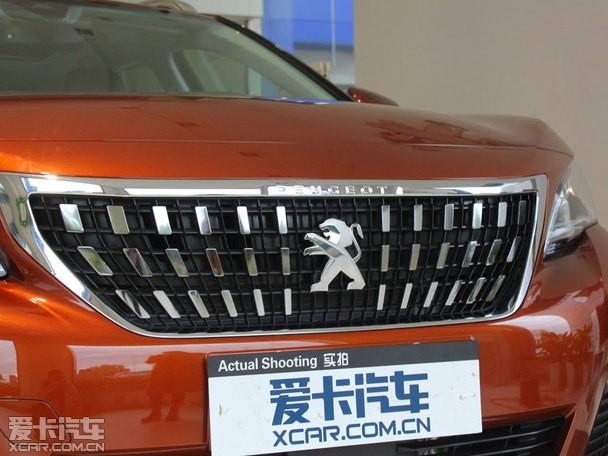 东风标致4008华东上市 首批车主完成交付