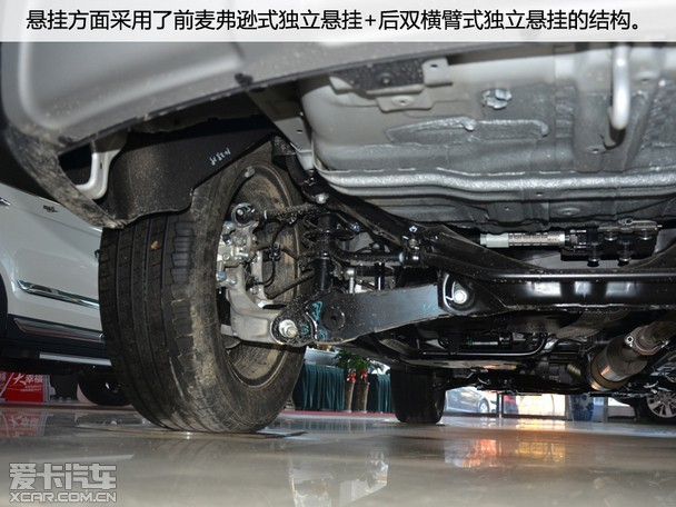 """空间及动力小结:东风风度MX5乘坐空间宽敞舒适,车内储物格容积较大,实用性强,实拍车型采用了2.0L发动机+6速自动变速箱的动力组合。   编辑点评:作为东风风度系列推出的全新SUV车型,东风风度MX5搭载了1.4T和2.0L两种动力,凭借大气时尚的颜值和10.3555万的起售价引发消费者关注,而这款车型主打的""""时尚设计、大空间、高品质""""三大亮点也正是中国消费者的购车需求,目前西安地区已有现车到店,对这款车型感兴趣的朋友可到店进行试乘试驾体验。   陕西平原汽车服务有限公司"""