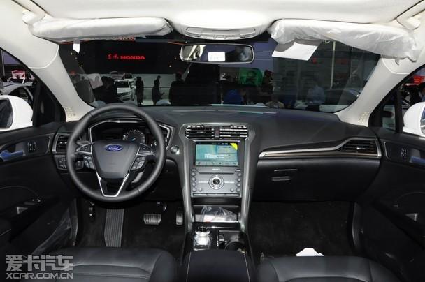 福特2017款新蒙迪欧南宁东盟车展上市高清图片