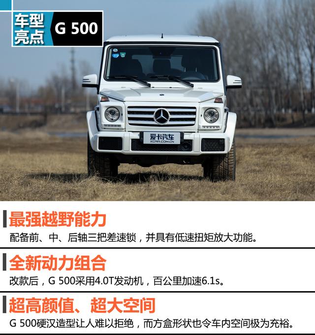 G 500专业测试